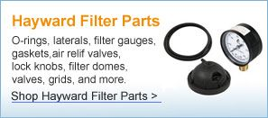 hayward cartridge filter parts