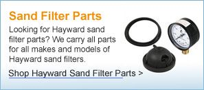 Hayward Sand Filter Parts
