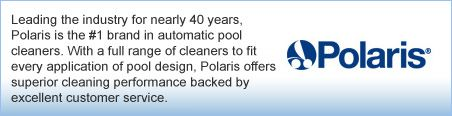 Polaris Pool Cleaners