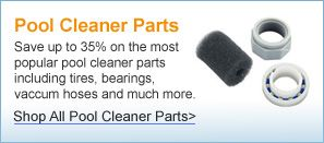 Pool Cleaner Parts