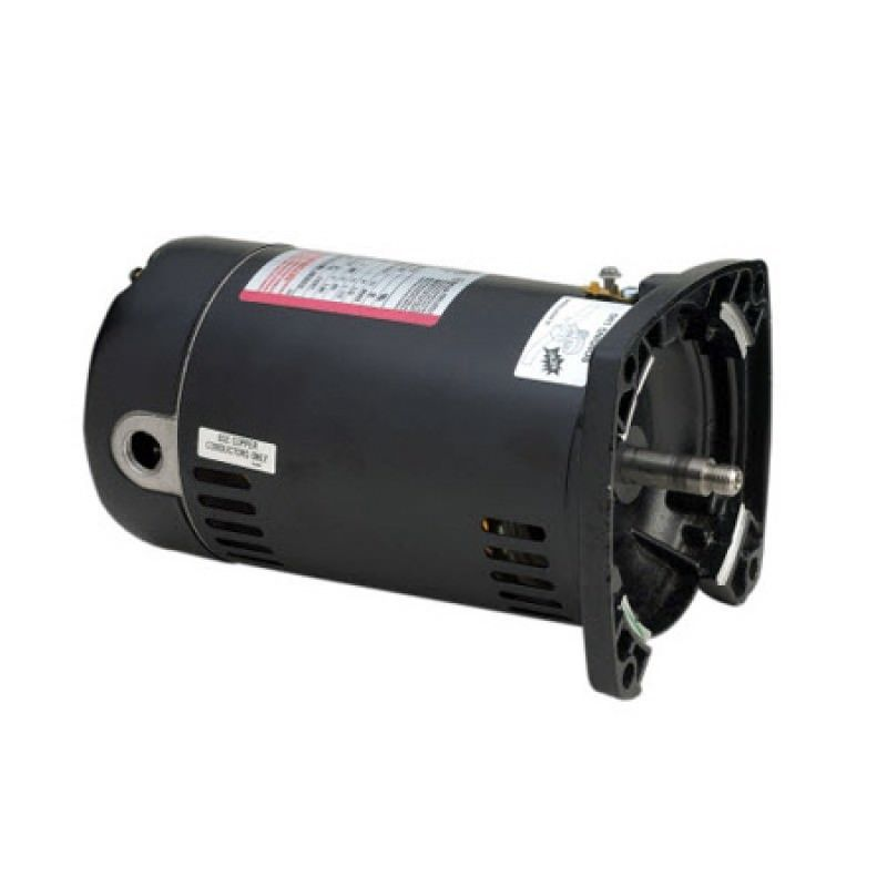 Sq1102 48y Frame 1 Hp Square Flange Pool Pump Motors On