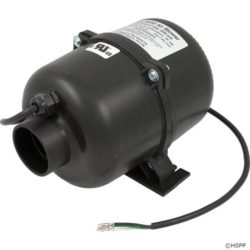 Air Supply 3910201 Ultra 9000 1 Hp Spa Blowers On Sale At