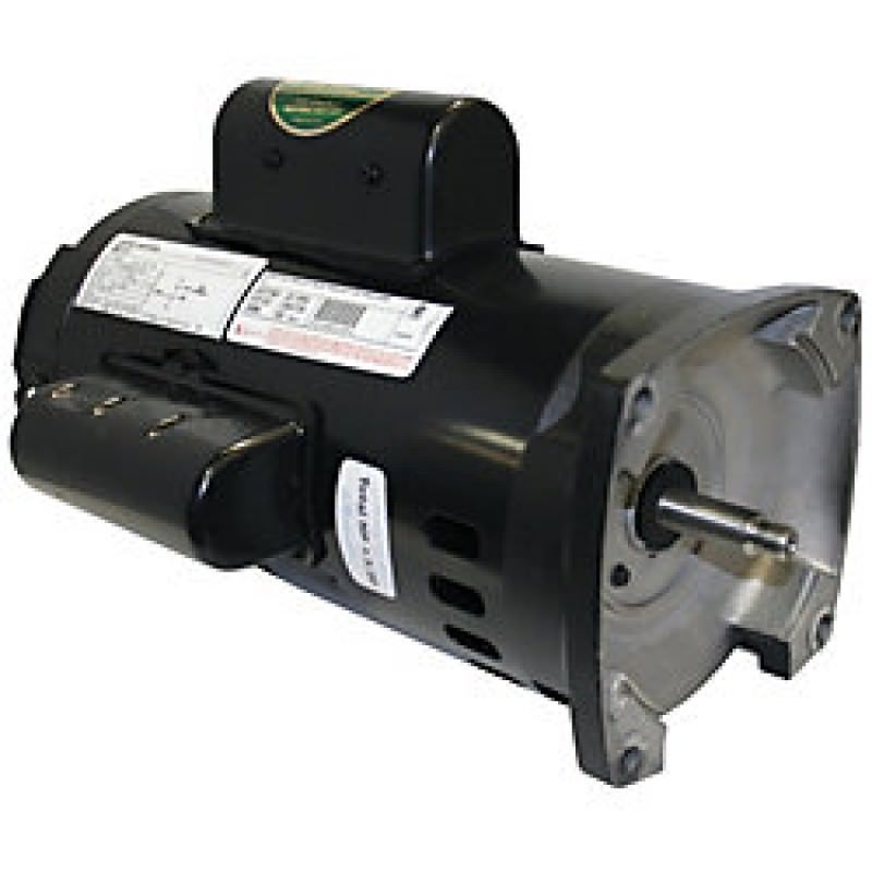 pentair 355705 challenger 5 hp pump motors on sale at