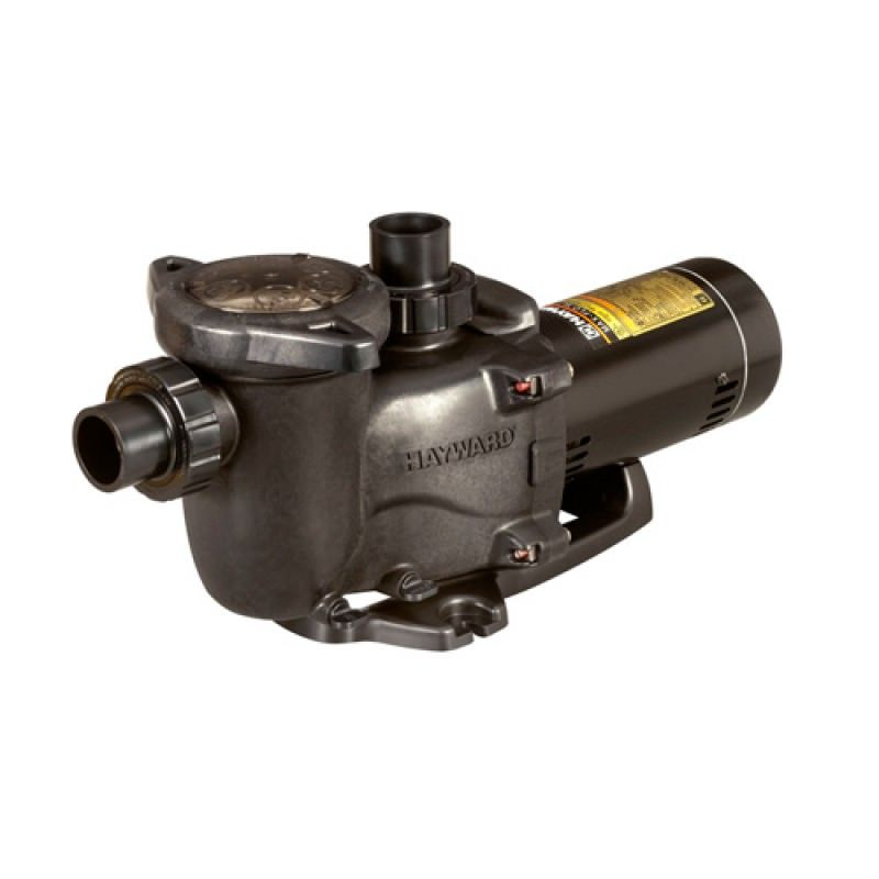 Hayward sp2310x15 max flo xl 1 5 hp pool pumps on sale at yourpoolhq for Used swimming pool pumps for sale